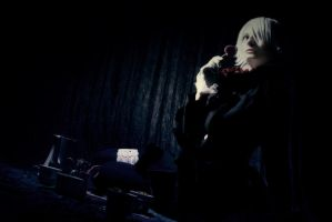Pandora Hearts: Xerxes Break 4 by Amapolchen