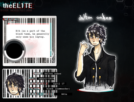 Application for the EL1TE by sesquipedaliophobiac