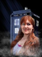 Donna Noble by LordThetaSigma