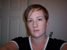 2004 - first short haircut by sunshinegypsy