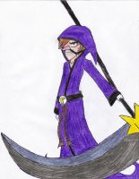 Waluigi King of death by FF0