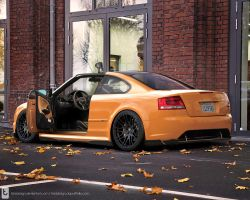 Audi RS4 Targa by tebidesign