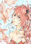 Water Goddess ACEO #4 by squeaky-feather