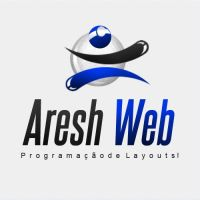 Logo Aresh Web by MatheusFilho