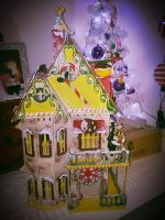 Disney doll house by Paiolomagicoshop