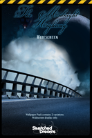 The Midnight Highway by sketched-dreams