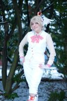 Len Kagamine - Let's sing like angels by Bunnymoon-Cosplay