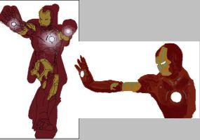 W.I.P Ironman by Padfoot-x