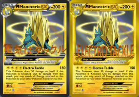 M Manectric EX by Ogre-Lord3