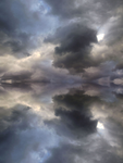 Dark Sky Reflection STOCK by AStoKo  1 by AStoKo