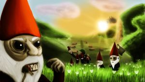Bloodgnomes by F4celessArt