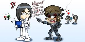 I'm not Otacon by Musetrigger