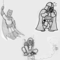 Some Random Sketches by extremeasaur5000
