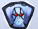 Mr. Freeze by austinbuff13