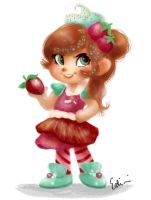 Samy Bella Strawberry Sugar Rush by samycat