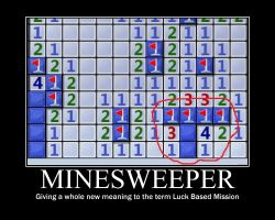 Minesweeper Motivational by draconichero18