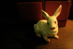 The White Rabbit by ApRiLX3