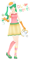 Daisy Darling V.2 DL by Tehrainbowllama