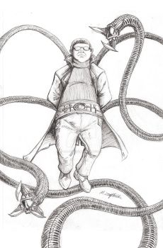 Doc Ock by MJZ-Studios