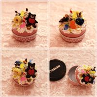 Christmas Lolita Box 1.Bear Box by Fraise-Bonbon