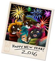 AC #126 - Kitty New Year by OnTheMountainTop