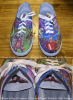 Voodoo Shoes by Chelsea-C