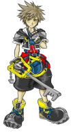 Sora Colored by AIBryce