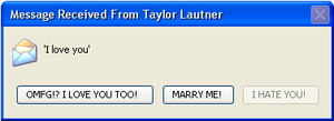 taylor lautner loves you by runswithmonkies