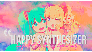Happy Synthesizer~ by SergioAC