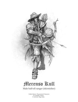Merenso Kull by butterfrog
