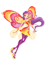Winx club season 6 Tine Bloomix by Forgotten-By-Gods