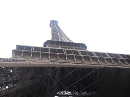 Eiffel Tower by lillyth-grymm