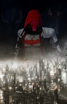 Red Hood wallpaper by ArkhamNatic