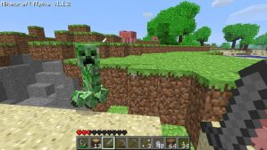 Ohaider Creeper by Pwnage-Block
