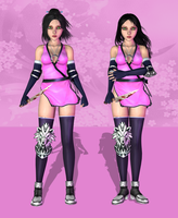 AliceOriental wip 2 by tombraider4ever