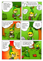 The Minish Cap - GER Version by Comic-Ray