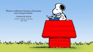 Charles M. Schulz Quote by RSeer