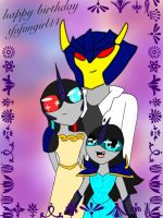 Happy birthday tfafangirl14 by foxy21a72