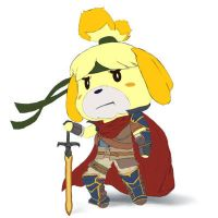 Isabelle...? by Unbarred-Sin