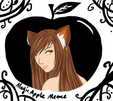 Kath apple Meme by xVen-Chanx