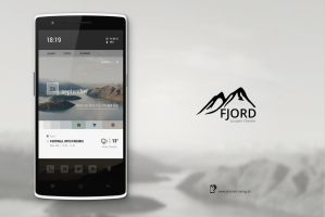 Fjord Theme by marcco23