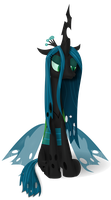 Chrysalis sad by tiwake