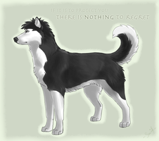 Ouran Dogs 2 - Mori by shelzie