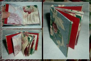 Pin Book by funkmaster-c
