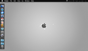 new theme. apple dark. by TheApple1