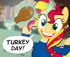 Turkey Day Livestream by PixelKitties