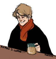 butterbeer smiles by batcii
