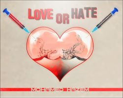 Love OR Hate by WarGFX