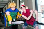 Anime Boston 2015 - Record of One Piece by VideoGameStupid