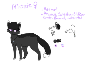 Updated Mozie Ref by Catosmosis